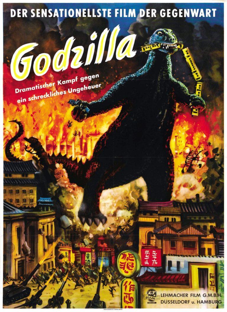 godzillaposter (german)