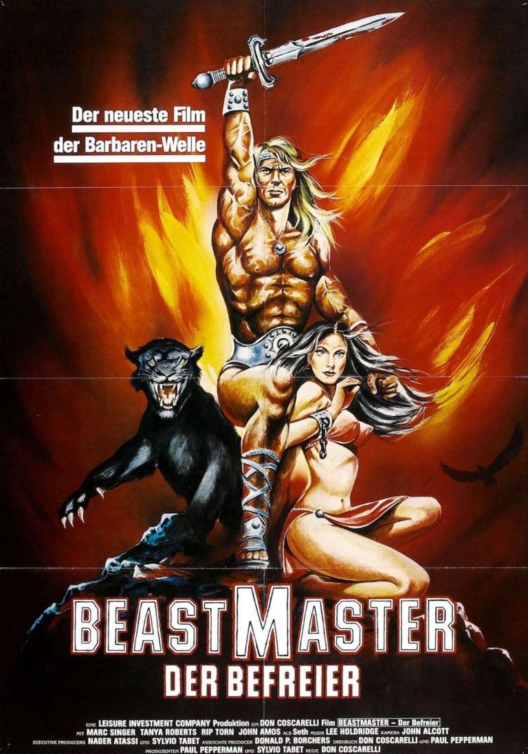 beastmaster (german)