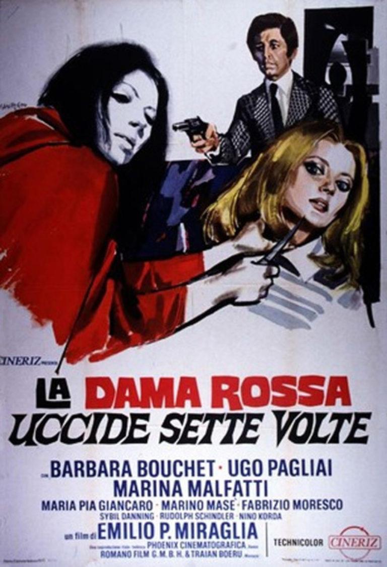 The Red Queen Kills Seven Times (Italian-original)